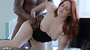 Boss Interracial Blowjob Doggystyle