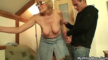Pantyhose Mature Mom Cheating