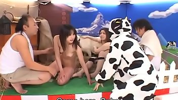 Farm Blowjob Handjob Party
