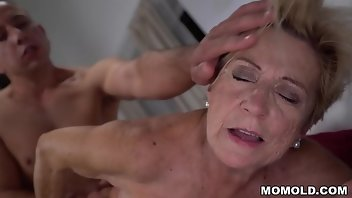 Hungarian European Blowjob Mature