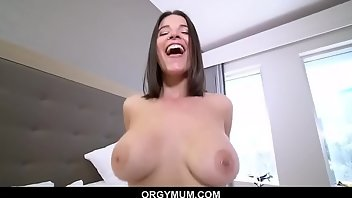 Canadian Brunette Nipples Busty