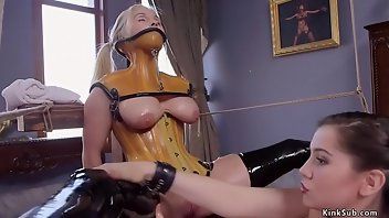 Rubber Hardcore Blowjob Rough