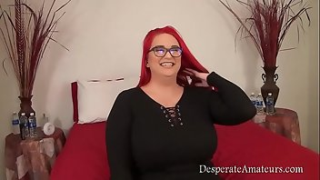 Interview Pussy Doggystyle Redhead