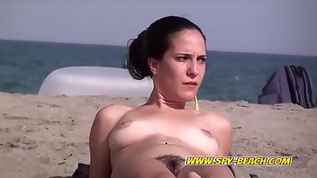 Topless Pussy Latina Outdoor