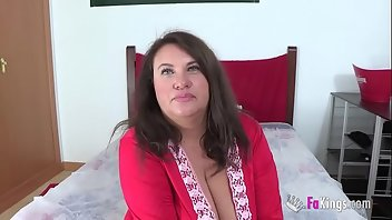 French European MILF Brunette
