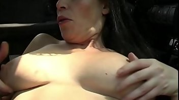 Exhibitionist Big Natural Tits