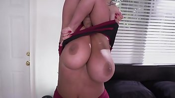 Maid Boobs MILF Mom