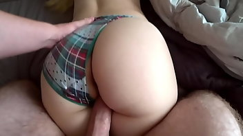 Big Butts Teen Creampie Panties