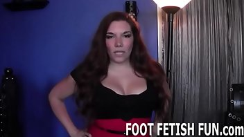 Office POV BDSM Feet