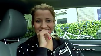 Behind The Scenes Amateur Public Car