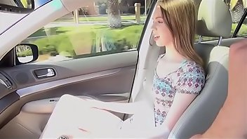 Bottle Brunette Shaved Redhead
