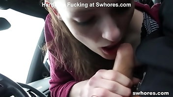 Pick Up Outdoor Fingering Deepthroat