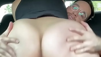 Car Latina Riding Rough