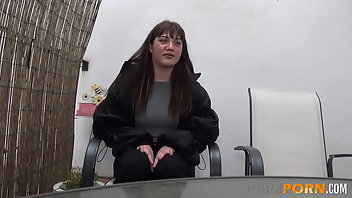 Bukkake European Blowjob Brunette